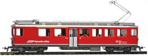 Bemo 1366137 RhB ABe 4/4 47 Berninatriebwagen mit Sound