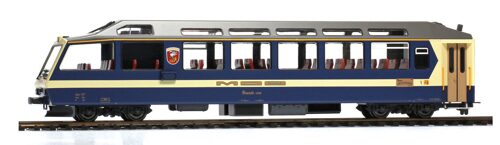 "Bemo 3297307 MOB Arst 117 ""Superpanoramic Express"" Steuerwagen"