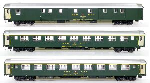 L.S. Models 47237 SBB 3er Set UIC-X Dms Am neues Logo  Ep IV