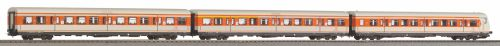 Piko 58226 3er Set S-Bahn Wagen orange-grau DB AG V
