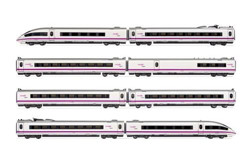 Arnold HN2445S RENFE AVE-S 8-teilig perle/purple Ep.VI DC-Sound