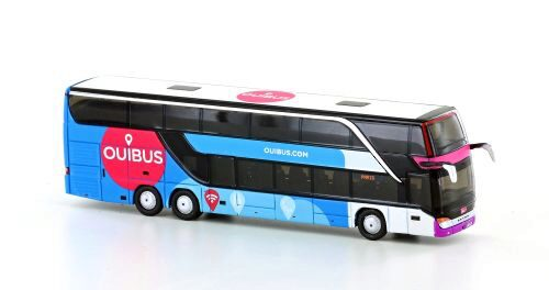 Hobbytrain LC4472 Setra 431 DT Ouibus
