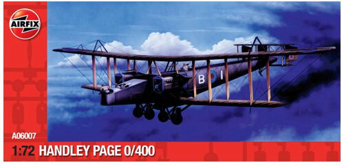 Airfix A06007 Handley Page 0/400 (Re-Release)