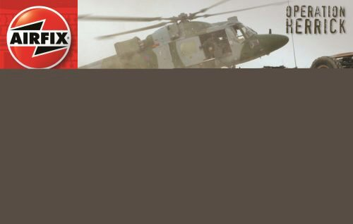 Airfix A50123 British Forces - Patrol and Support Gr.