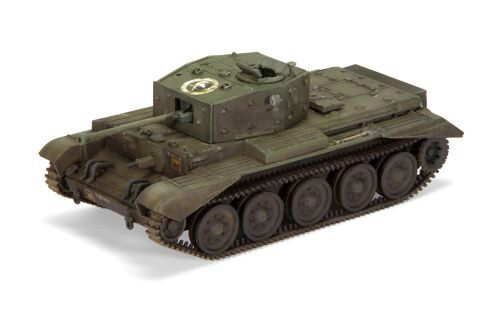Airfix A02338 Cromwell Cruiser Tank (new tool)