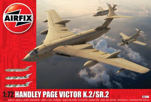 Airfix A12009 Handley Page Victor K.2