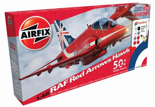 Airfix A50031B Red Arrows Hawk 50th
