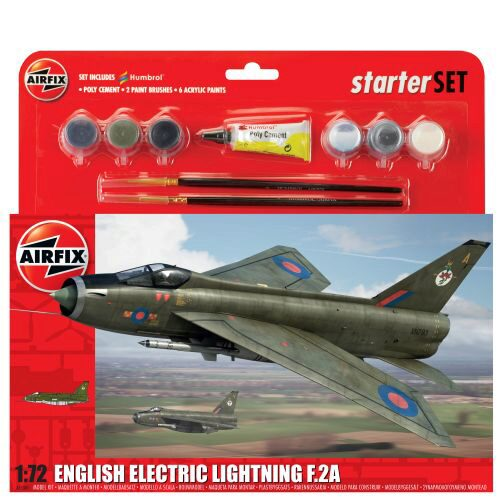 Airfix A55305 English Electric Lighting F2A