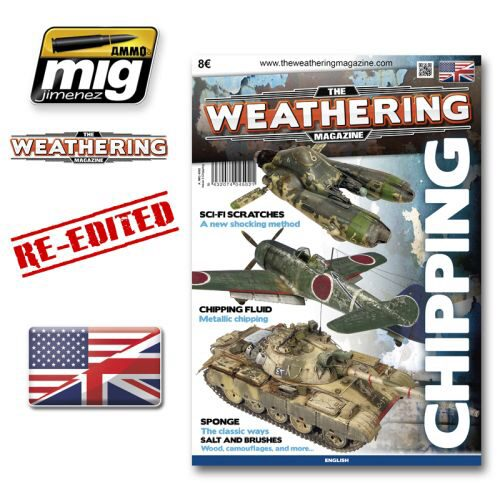 Ammo AMIG4502 Issue 3. CHIPPINGS  ENGLISH