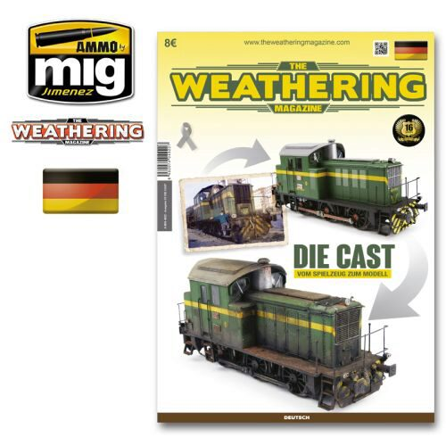 Ammo AMIG4922 Issue 23. DIE CAST: FROM TOY TO MODEL GERMAN