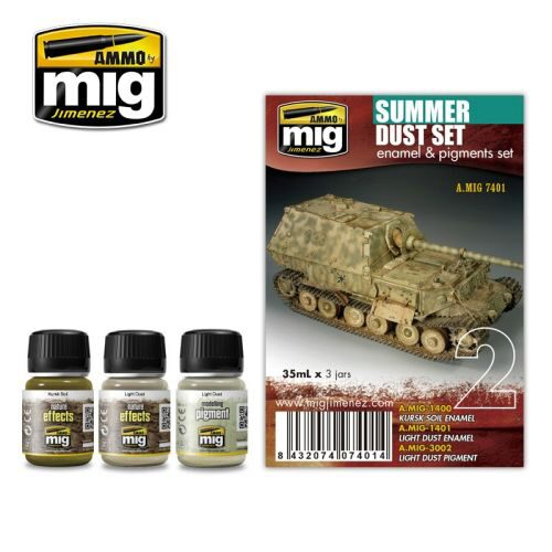 Ammo AMIG7401 SUMMER DUST SET