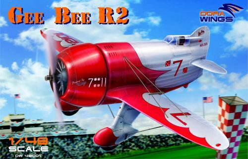 Dora Wings 48001 Gee Bee Super Sportster R-2