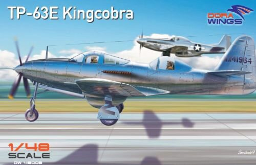 Dora Wings 48003 Bell TP-63E Kingcobra (Two seat)