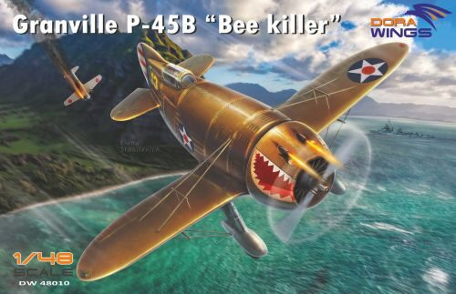 "Dora Wings 48010 Granville P-45B ""Bee Killer"" (What if..?)"