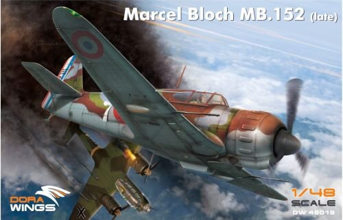 Dora Wings 48019 Marcel-Bloch MB.152 (late)
