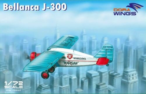 "Dora Wings 72012 Bellanca J-300 (""Liberty""+""Warsaw"")"