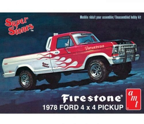 amt 591858 1/25  1978er Ford Pick-Up
