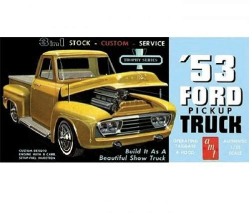 amt 591882 1/25 1953er Ford Pickup