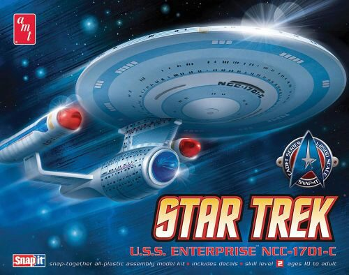 amt 590661 1/2500 Star Trek Enterprise 1