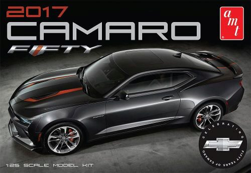 amt 591035 1/25 2017 Chevy Camaro 50th Anniversary