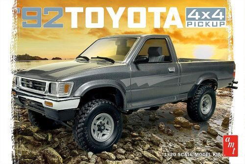 amt 591082 1/20 Toyota 4x4 Pick-up
