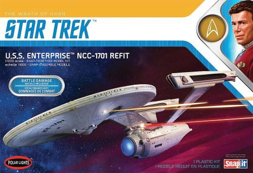 amt 592974 1/1000 Star Trek USS Enterpri