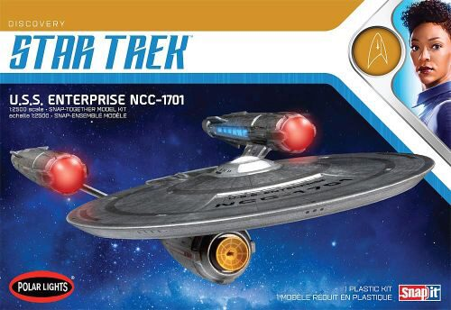 amt 593971 1/25 Star Trek Discovery USS