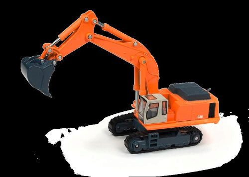amt 596100 Hydraulik-Bagger, orange