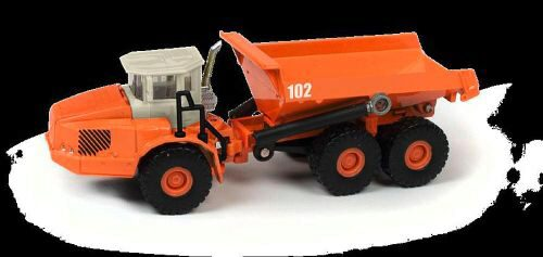 amt 596101 Muldenkipper, orange