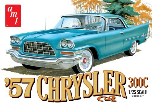 amt 591100 1/25 1957er Chrysler 300