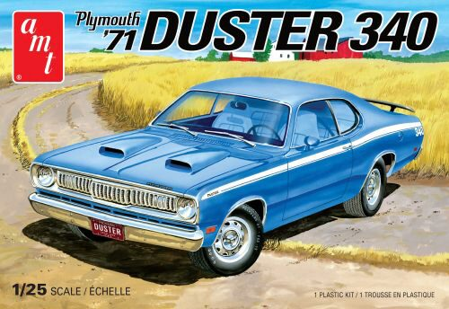 amt 591118 1/25 1971er Plymouth Duster 3