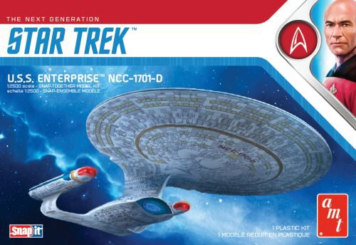 amt 591126 1/2500 Star Trek USS Enterpri