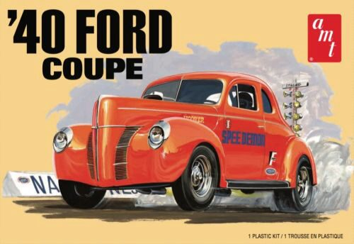 amt 591141 1/25 1940er Ford Coupe 2T