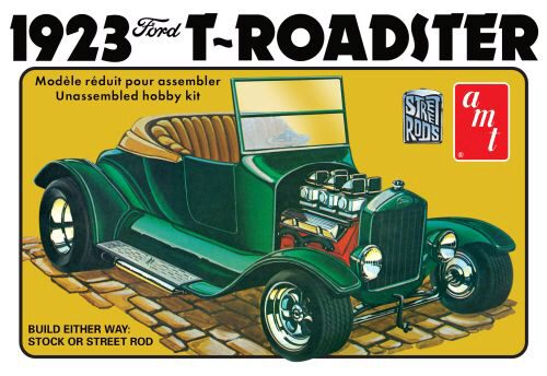 amt 591130 1/25 1923er Ford T Roadster S