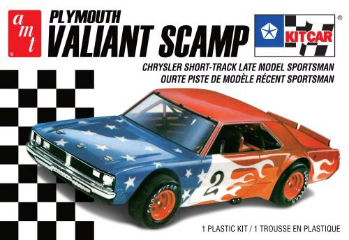 amt 591171 1/25 Plymouth Valiant Scamp K