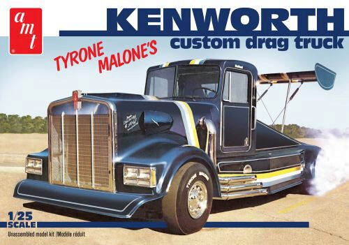Amt 591157 1/25 Kenworth Drag Truck Band