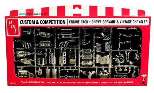 amt PP010 Chrysler / Chevy Corvair Motors Parts Pack