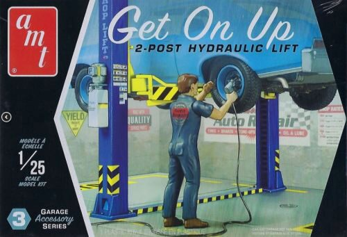 amt PP017M Garage Accessory Set No3 Get On Up