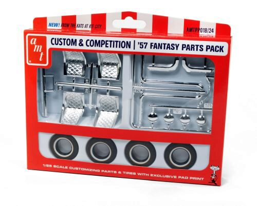 amt PP018 57 Fantasy Parts Pack