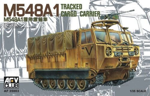 AFV-Club AF35003 M548A1 Tracked Cargo Carrier