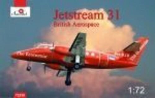 Amodel AMO72238 Jetstream 31 British airliner