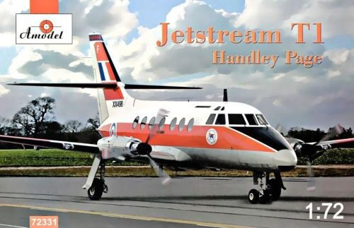 Amodel AMO72331 Jetstream T1 Handley Page