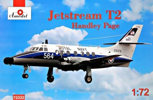 Amodel AMO72332 Jetstream T2 Handley Page