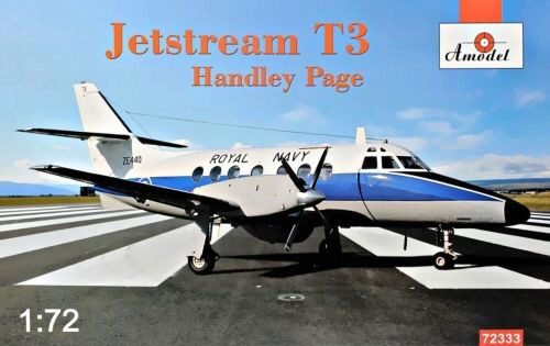 Amodel AMO72333 Jetstream T3 Handley Page