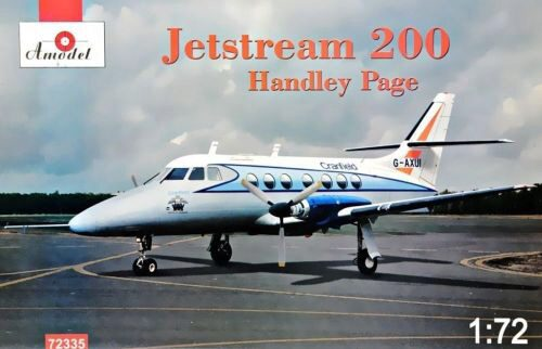 Amodel AMO72335 Jetstream 200 Handley Page