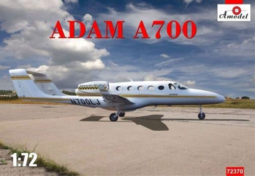 Amodel AMO72370 Adam A700 US civil aircraft