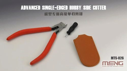 MENG-Model MTS-026 Advanced Single-edged Hobby Side Cutter