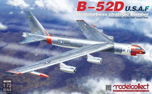 Modelcollect UA72205 B-52D U.S.A.F Stratofortress strategic Bomber
