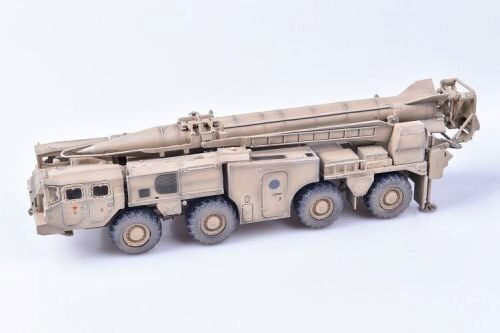 Modelcollect AS72141 9P117 Strategic missile launcher SCUD C in Middle East Area
