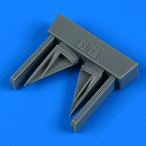 Quickboost QB32 247 F-4E/EJ/F/J/S Phantom II vertical tail air inlet for Tamiya
